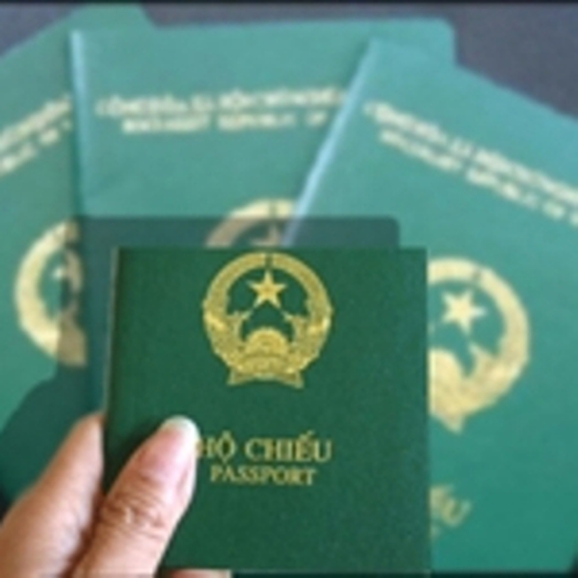 Cuối năm 2012, sẽ cấp phát hộ chiếu điện tử