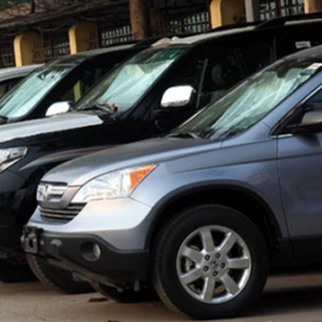 Thị trường ô tô lại xáo trộn
