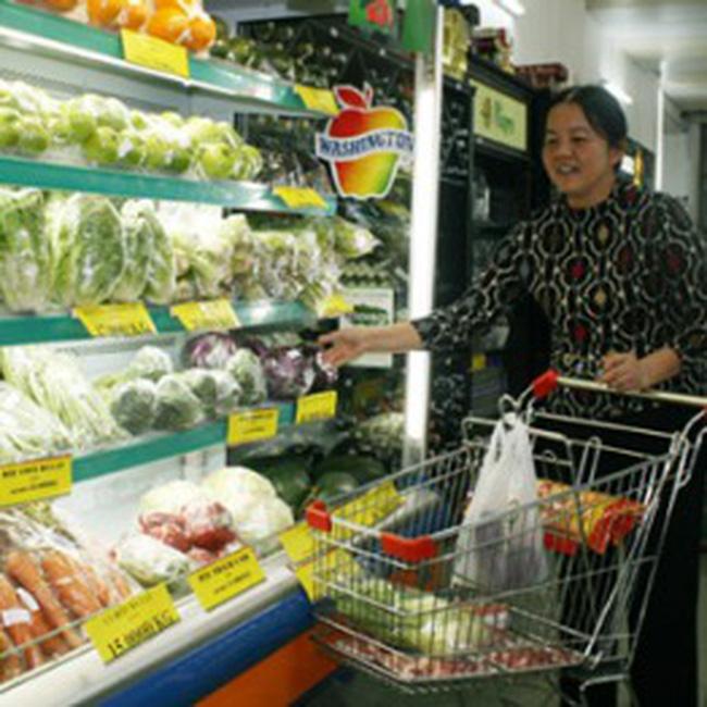 TP.Hồ Chí Minh: Tăng lượng hàng bình ổn 8-30% vào dịp tết