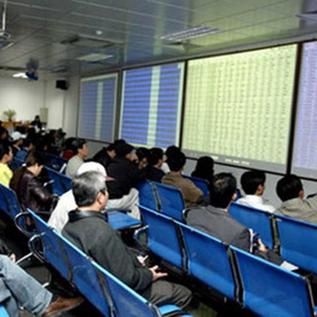 Cổ phiếu ngân hàng tăng trần đẩy VN-Index lên trên 490 điểm