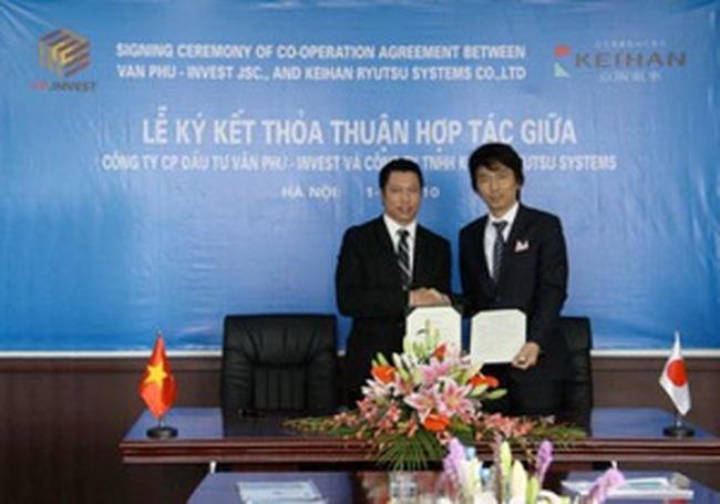 Keihan - Nhật Bản tham gia thị trường bất động sản Việt nam