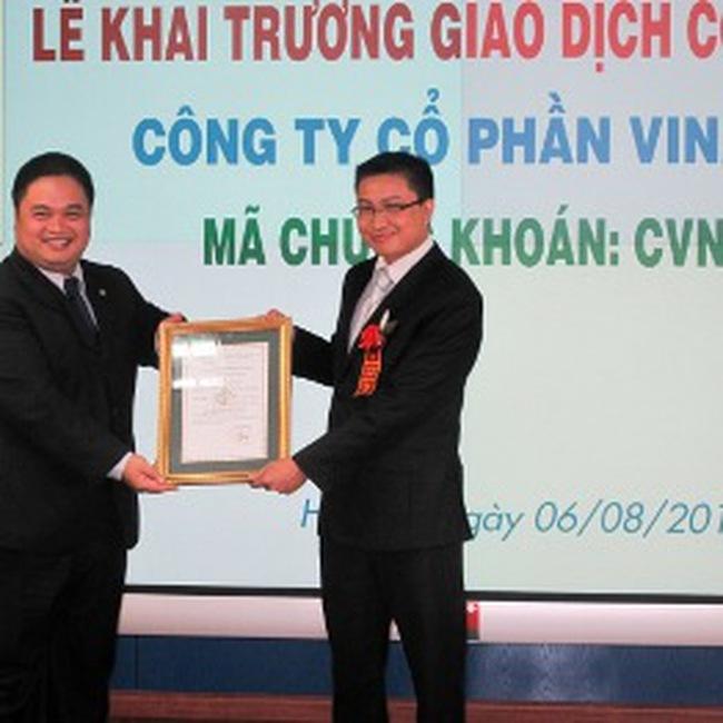 CVN được chấp thuận chào bán 2,25 triệu cổ phiếu ra công chúng