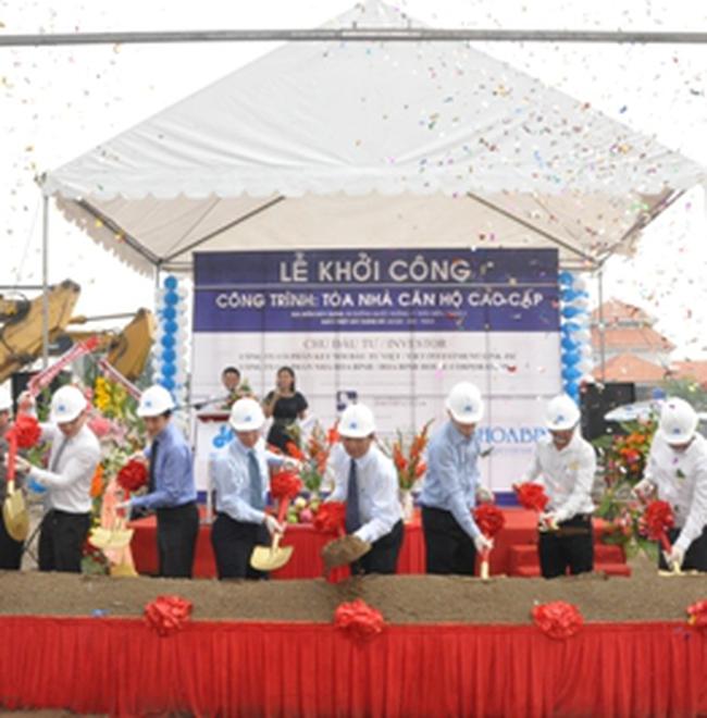HBC: Khởi công Khu dân cư Quốc Hương, quận 2
