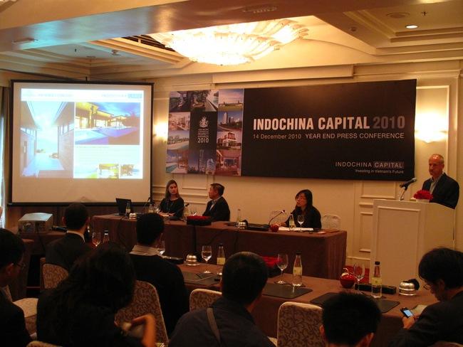 Indochina Land: Công bố dự án đầu tiên thuộc quỹ bất động sản thứ 3