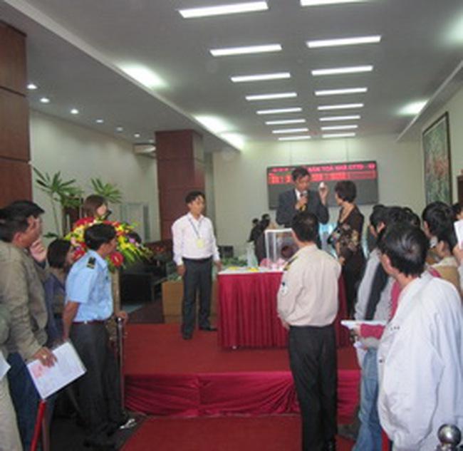 Nam Cường: 17/12 tiếp tục mở bán căn hộ CT7A - Lê Văn Lương Residentials