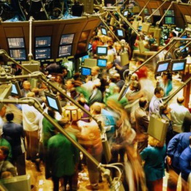 Phố Wall tăng điểm nhờ báo cáo doanh thu bán lẻ khả quan
