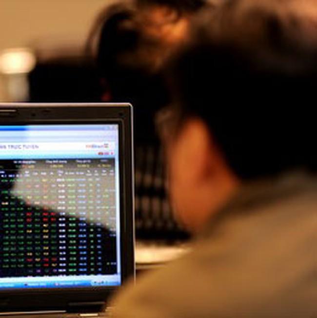 Giá trị giao dịch tăng đột biến