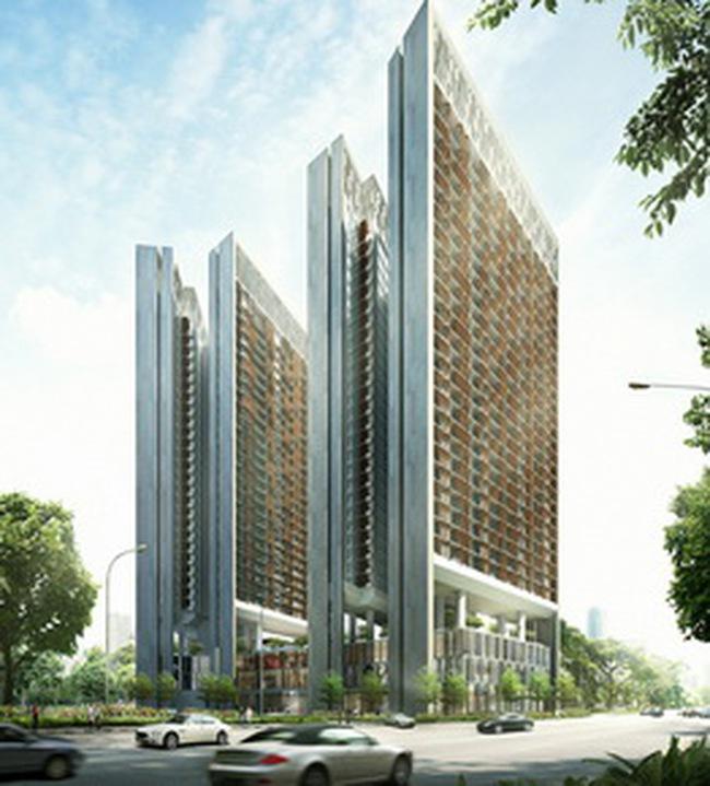 37 triệu đồng/m2 căn hộ Dolphin Plaza