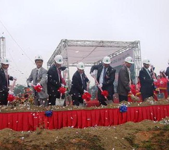Dự án 400 tỷ đồng xây dựng khu trung tâm thương mại tại Việt Trì
