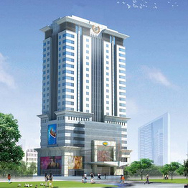 Dự án 427 tỷ đồng xây dựng tổ hợp ITASCO Tower