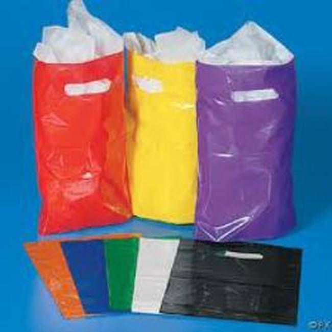 Túi nhựa xốp chịu thuế môi trường từ 30.000 đến 50.000 đồng/kg
