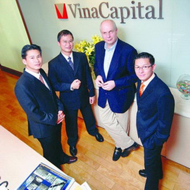 Các quỹ của VinaCapital đang có mức chiết khấu từ 19-34%