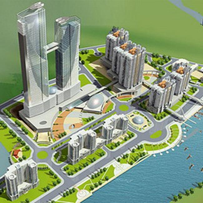 TP.HCM: Chấp thuận đầu tư dự án 1.056 căn hộ tại quận 8