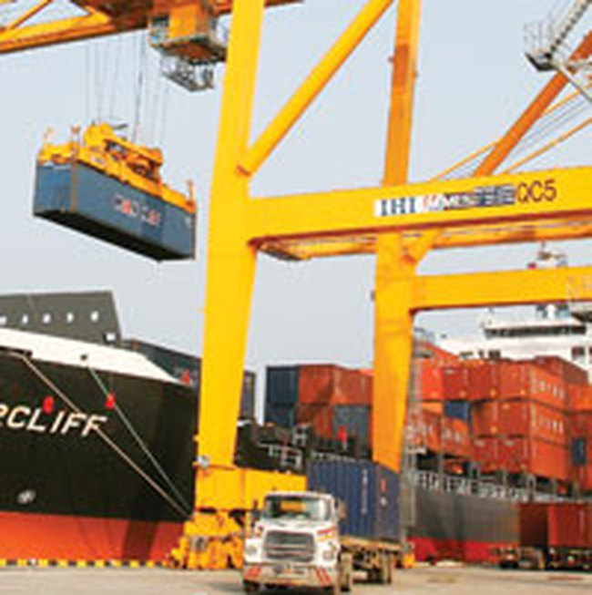 Xuất, nhập khẩu năm 2011 có thể tăng trên 10%