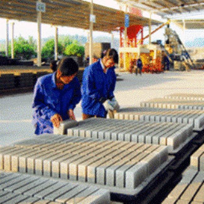 Thuế nhập khẩu 0% đối với thiết bị phục vụ sản xuất vật liệu xây không nung nhẹ