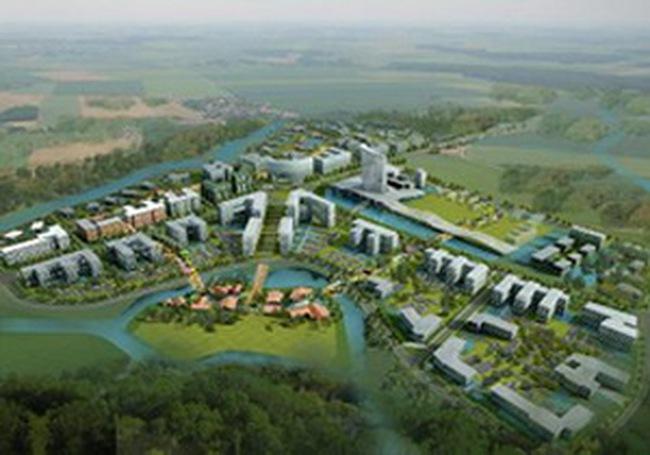 TP.HCM: Bố trí khu công nghệ cao thứ 2 tại Long Phước, quận 9