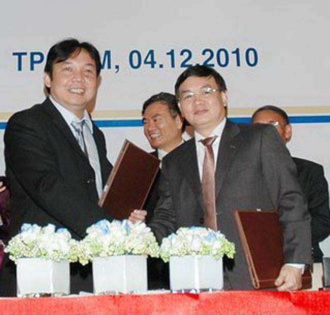 MB hợp tác toàn diện với hai công ty bất động sản lớn