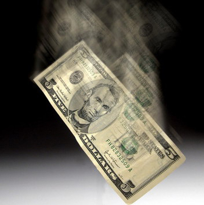 Đồng USD tăng giá 2 tuần liên tiếp