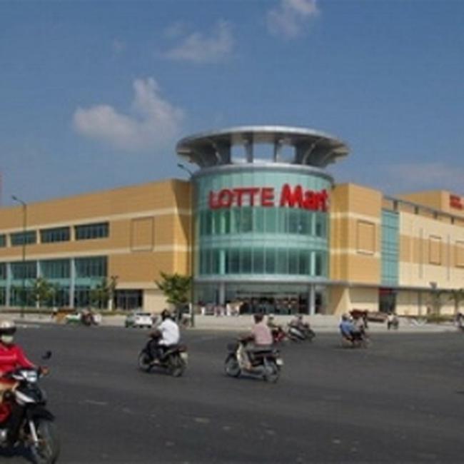 7 triệu USD mở siêu thị Lotte Mart tại Bình Dương