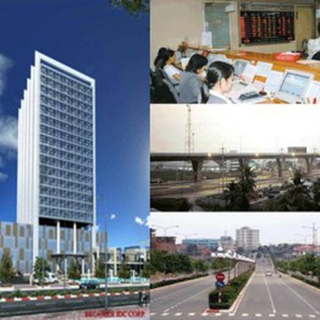 BCE: Tháng 11 đạt 5,7 tỷ đồng LNST