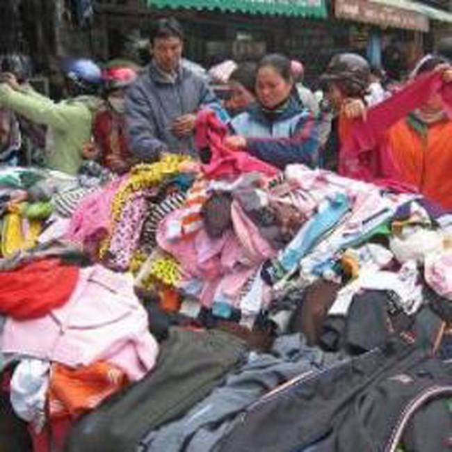 Hà Nội: hàng chống rét hút khách