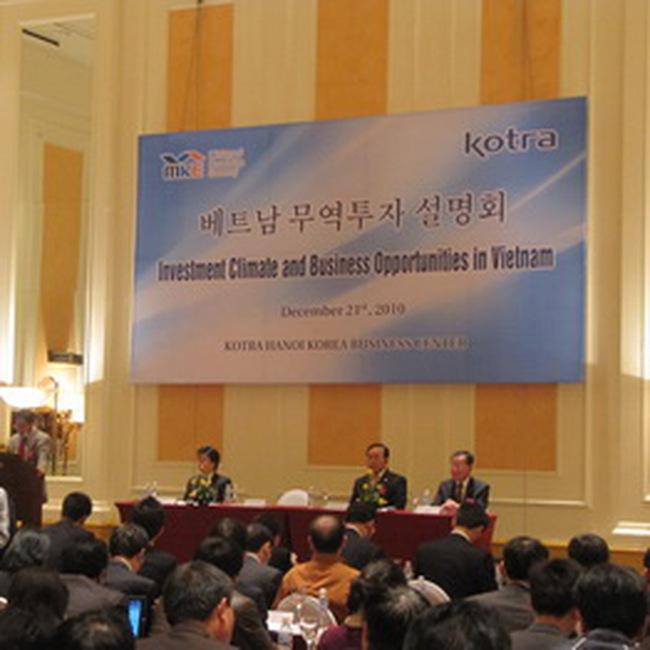 FDI năm 2010 ước đạt 18,1 tỷ USD