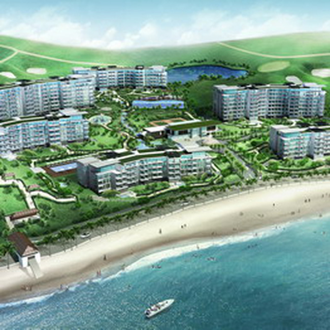 SaPro: Ra mắt giai đoạn 3 dự án Khu căn hộ Nghỉ dưỡng Ocean Vista