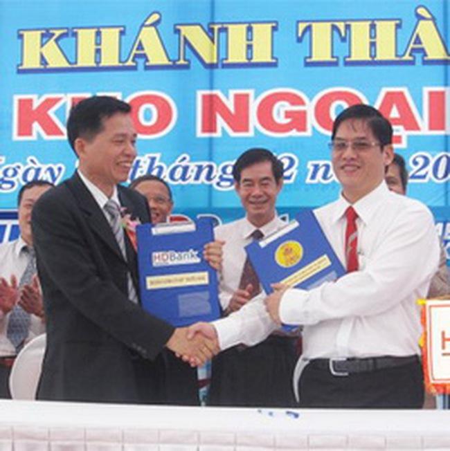 HDBank ký kết hợp tác với Vinacafe Buôn Ma Thuột