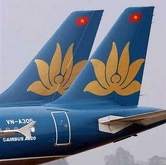 Vietnam Airlines đạt hơn 36.200 tỉ đồng doanh thu, tăng 37,6% so với năm 2009