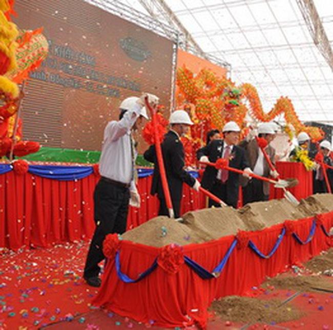 Vinacafe Biên Hòa xây dựng nhà máy cà phê hòa tan thứ 3 công suất 3.200 tấn/năm