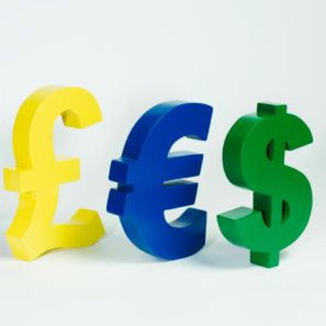 Đồng euro sụt giảm liên tiếp