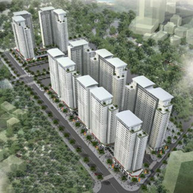 Chung cư Lê Văn Lương Residentials: Tiếp tục bốc thăm quyền mua tòa CT7B