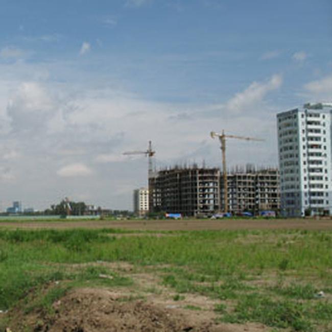 Xây nhà thu nhập thấp: Đất chưa có sổ đỏ được thế chấp vay vốn