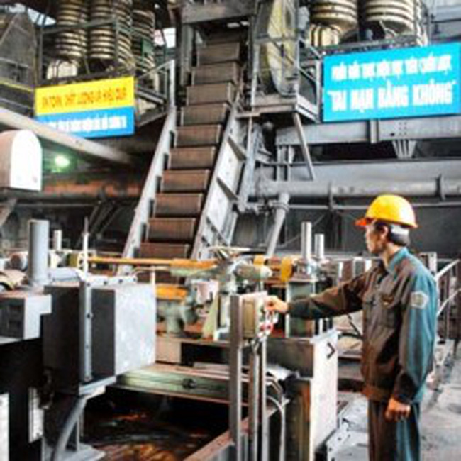 Quảng Ninh: Năm 2010, GDP bình quân đầu người khoảng 1.587 USD
