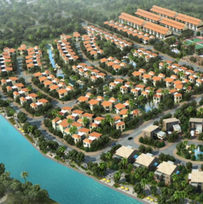 NVN: Đã mua 17.357m2 đất với giá 5,5 triệu đồng/m2