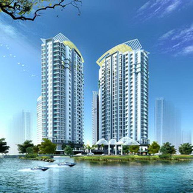 Căn hộ Sông Đà Riverside có giá từ 13,9 triệu đồng/m2