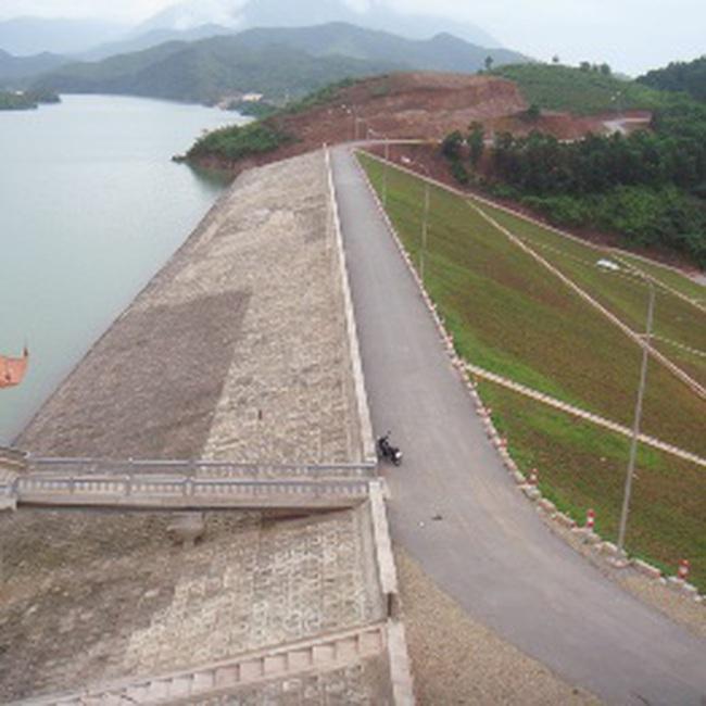 Khánh thành công trình thủy lợi Hồ chứa nước Đầm Hà Động vốn 500 tỷ đồng