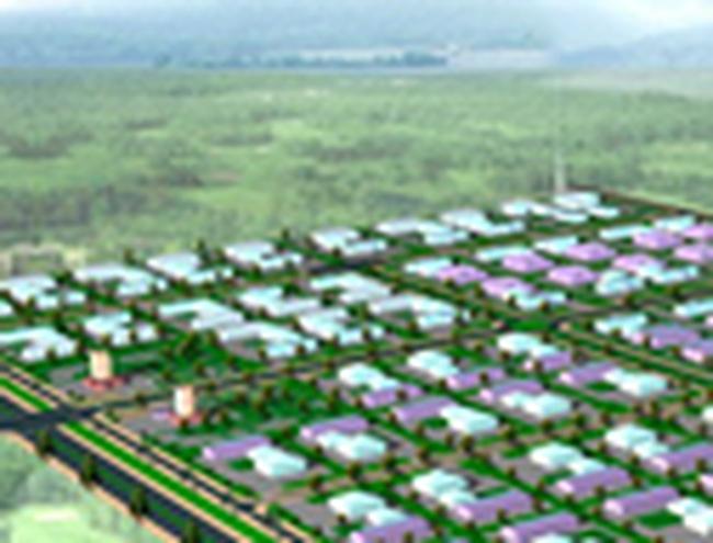 Khởi công KCN - đô thị 80 triệu USD tại Bắc Ninh
