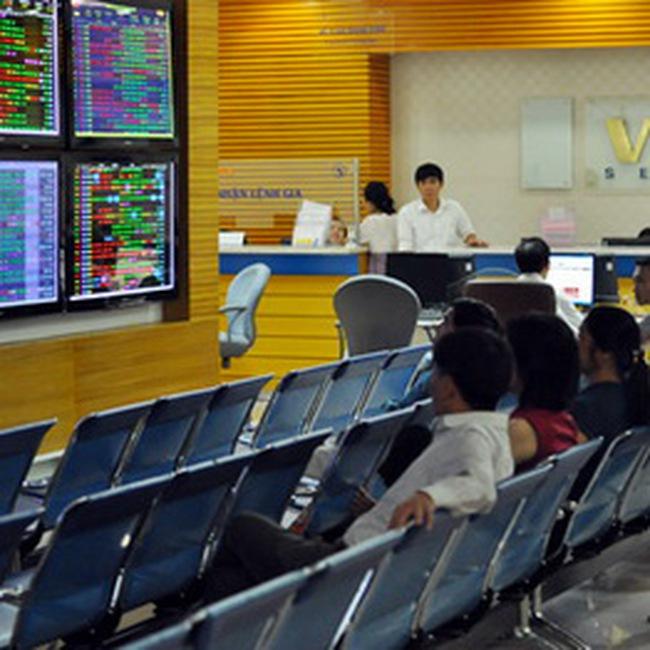 Hai sàn tăng nhẹ, giá trị giao dịch tại HoSE xuống dưới 1.000 tỷ đồng