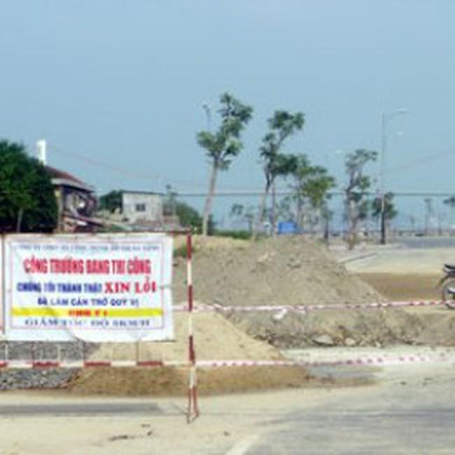 Đà Nẵng lãng phí nhiều công trình bạc tỉ