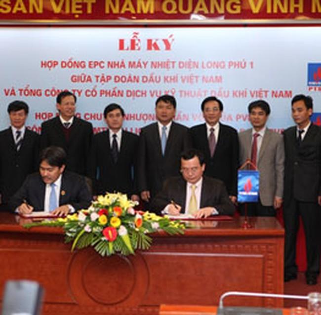 PVS: Ký hợp đồng EPC Dự án Nhà máy nhiệt điện Long Phú 1 trị giá 1,2 tỷ USD