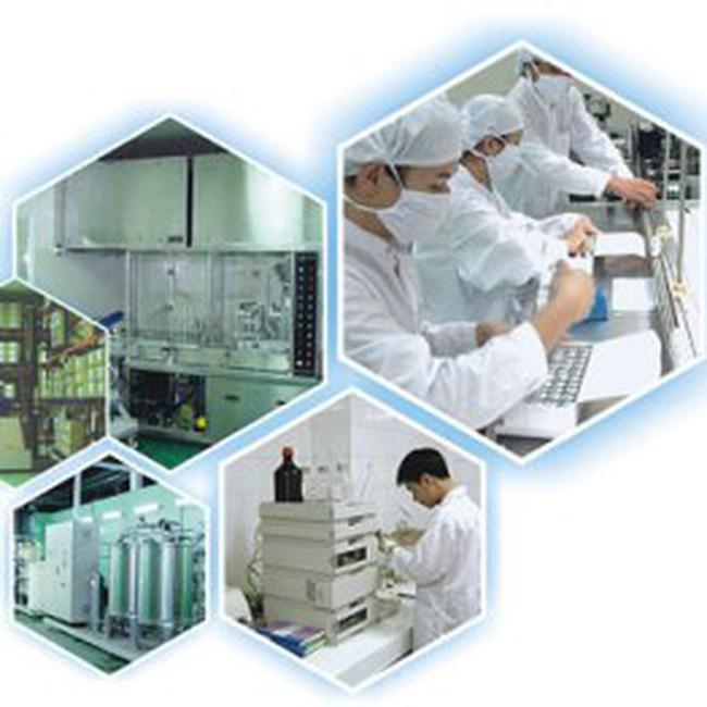 Hỗ trợ phát triển các dự án đầu tư sản xuất nguyên liệu kháng sinh