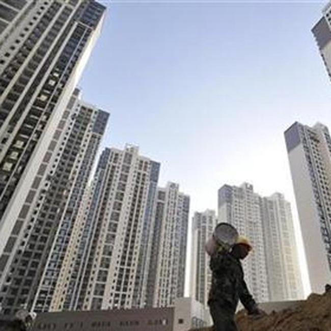 Giá bất động sản tại Trung Quốc sẽ giảm trong nửa đầu năm 2011