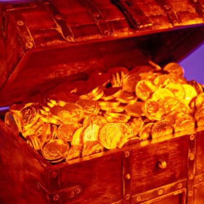 Giá vàng vọt lên trên 1.400USD/ounce