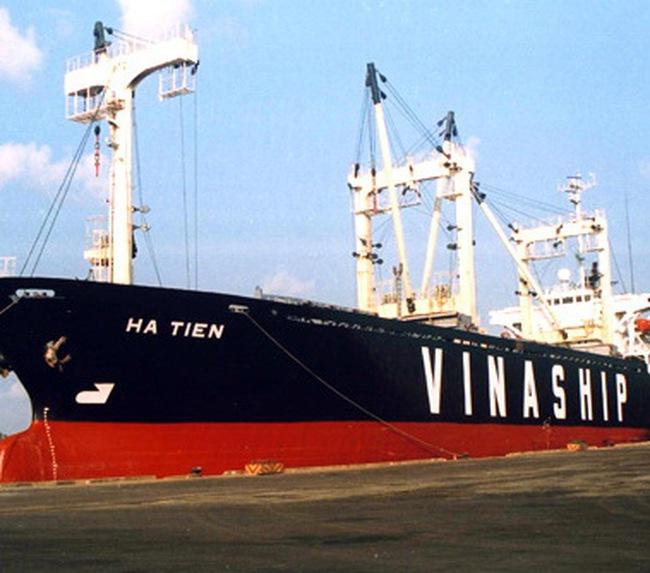 VNA: Mua tàu hàng rời Seven Ocean trọng tải 23.949 tấn