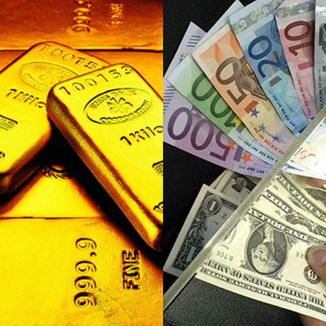 Giá vàng tăng 9,51 triệu đồng/lượng tương đương 35,7% trong năm 2010