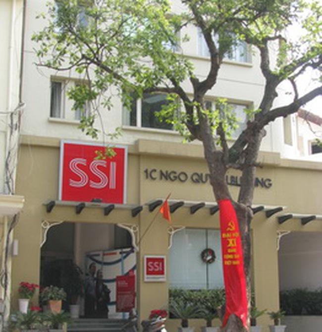 SSI: Giá chuyển đổi trái phiếu là 35.639 đồng- cao hơn 47% thị giá hiện tại