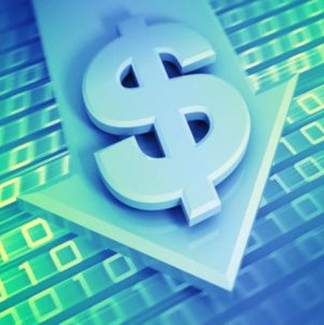 Đồng USD mất giá tháng thứ 3 liên tiếp so với đồng euro