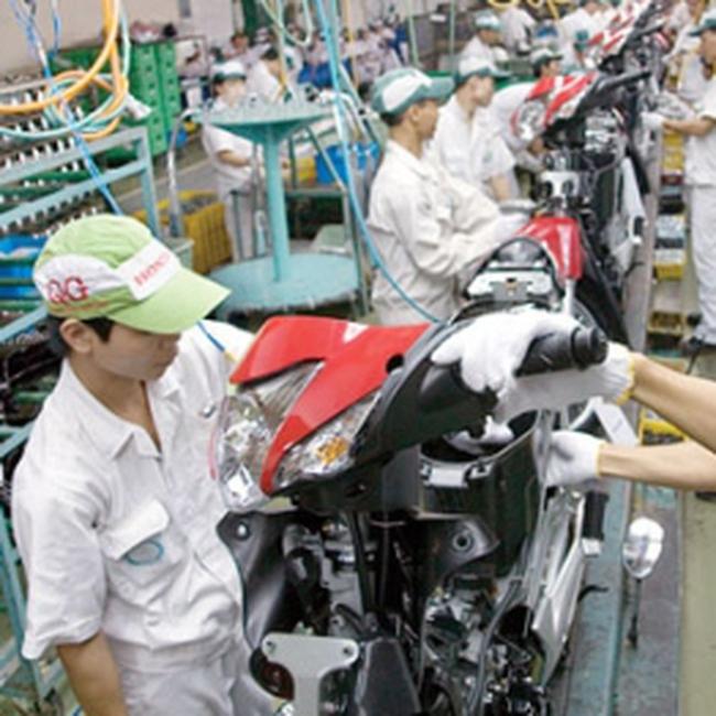 Honda Việt Nam công bố giá mới
