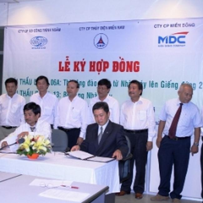 MDG: Trúng thầu xây dựng thuộc công trình thủy điện Da M'bri trị giá 49,5 tỷ đồng